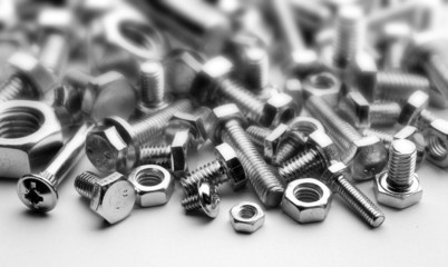 bolts and screw
