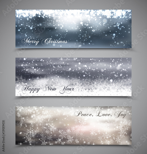 Christmas Banners No3