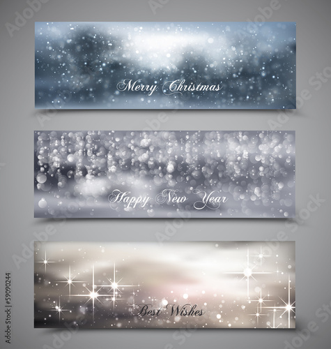 Christmas Banners No4