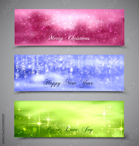Christmas Banners No5