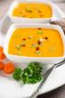 Cremesuppe aus Karotten