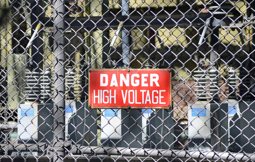 High Voltage Sign 3