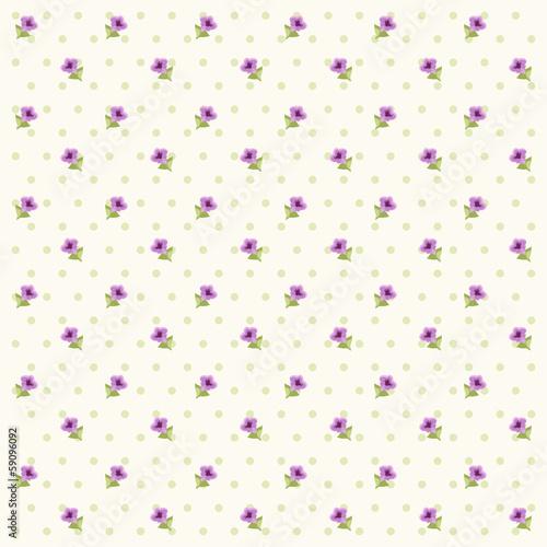 Foto op Plexiglas Retro Retro pattern 2