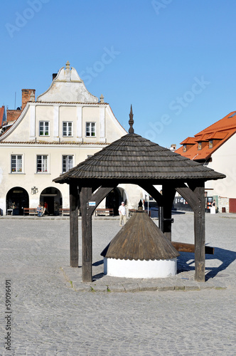Obraz na Plexi Kazimierz Dolny