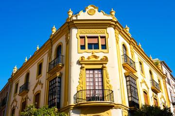 Building in Seville