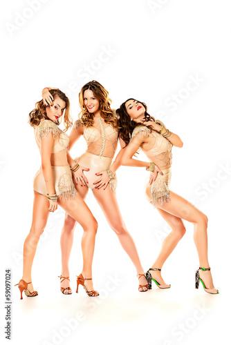 flexible dancers