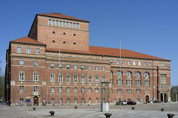 Opernhaus in Kiel, Deutschland