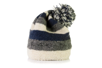 Warm woolly hat