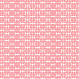 Seamless endless pattern background, hearts, flower, pink