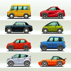 car icon set-3
