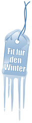 Fit für den Winter