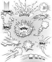 Bulles d'explosion