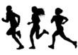 Run woman