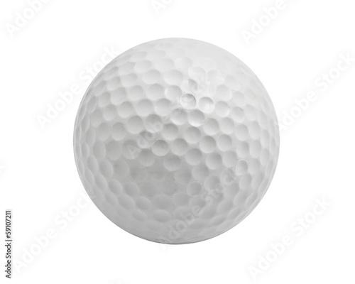 Leinwanddruck Bild Golf ball