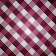 Vector checked pattern