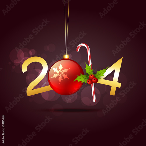 creative new year design