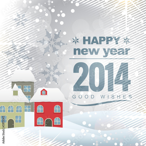 2014 greeting design