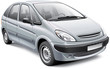 French Compact MPV