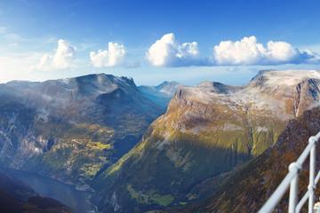 Geiranger in Norway