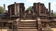 Polonnaruwa Vatadage. Sri Lanka.