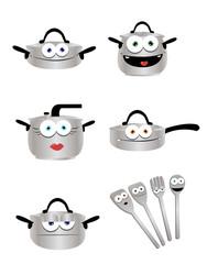Funny Pots