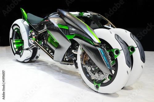 未来のバイク