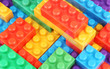 Plastic Building Blocks - 59118874