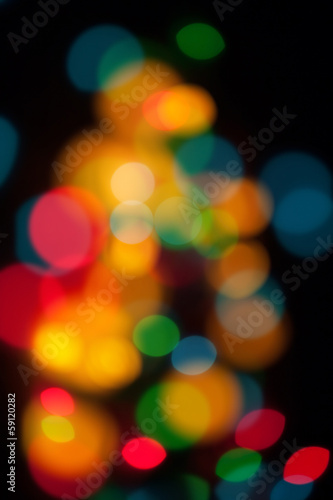 bokeh backdrop