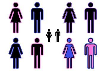 genders summary