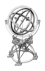 Armillary Sphere - 16th century