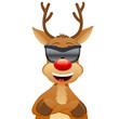 lächender Rudolf