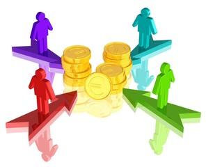 Wege zum Reichtum, Geld verdienen, Fördermittel einstreichen