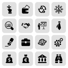 flat business iconset 2