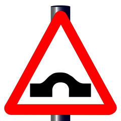 Bridge Traffic Sign
