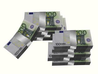 Mazzette di banconote