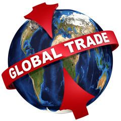Global trade (Мировая торговля). Концепция
