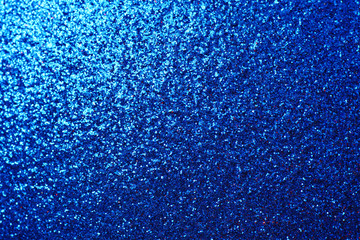 Blue metallic gradient
