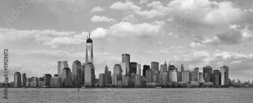 Foto op Aluminium Toronto Downtown Manhattan