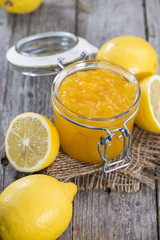 Fruity Lemon Jam