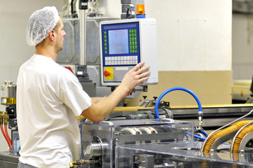 Food industry // Keksherstellung Steuerung