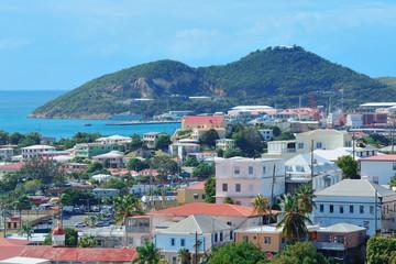 St Thomas harbor