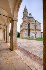 San Biagio church in Tuscany