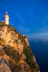 Denia Javea San Antonio Cape Mediterranean Lighthouse