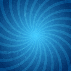 Starburst spiral background