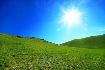 Majestic Mongolian landscape