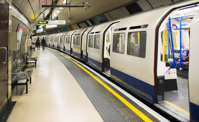 Underground in London
