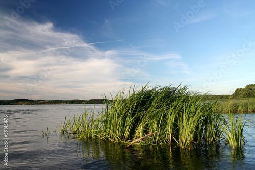 Panel Szklany Jezioro
