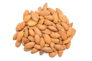Almonds Fruits Pile