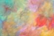 canvas print picture - Textur Leinwand mit Farben