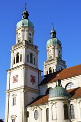 Basilica di San Lorenzo a Kempten